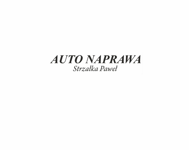 Auto-Naprawa Paweł Strzałka