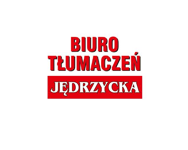 Biuro Tłumaczeń i Wydawnictw Kamila Jędrzycka Sp. J.