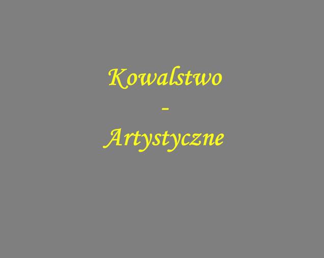 Kowalstwo Artystyczne Rafał Grzebień