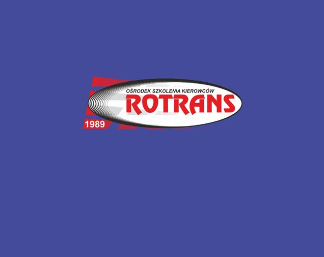 Ośrodek Szkolenia Kierowców ROTRANS