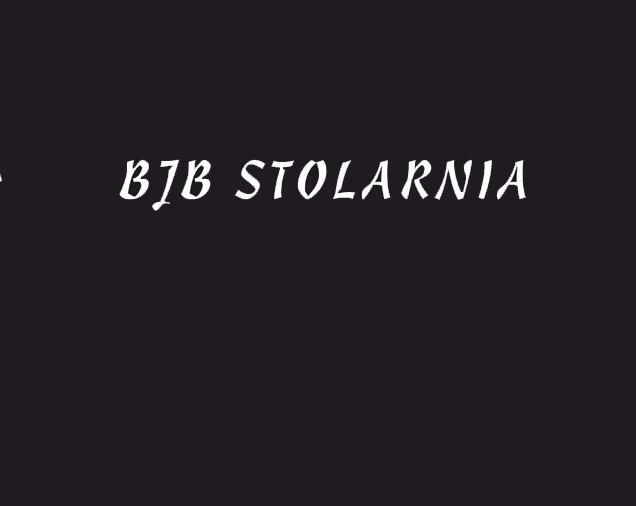 BJB Stolarnia