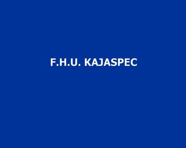 F.H.U. KAJASPEC