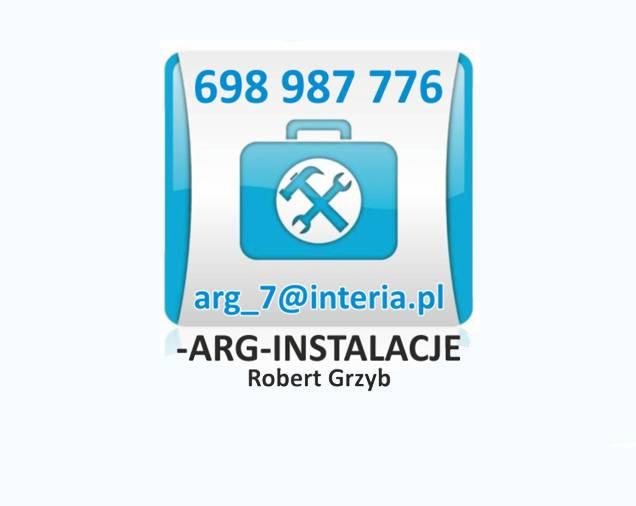 -ARG-INSTALACJE Robert Grzyb