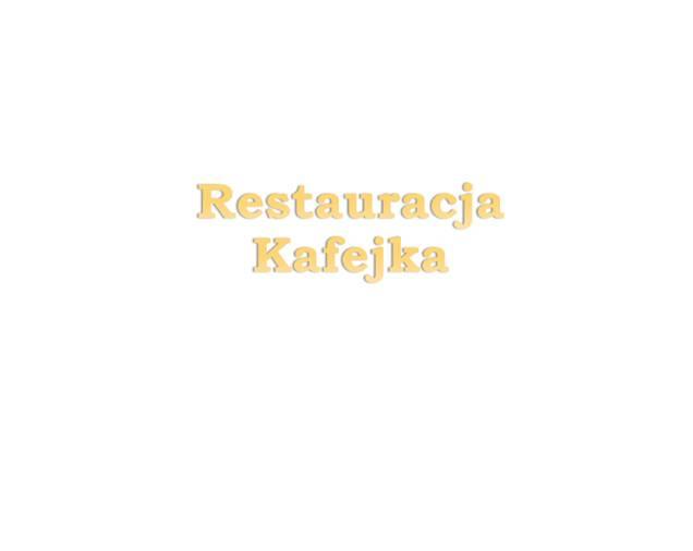 Restauracja Kafejka
