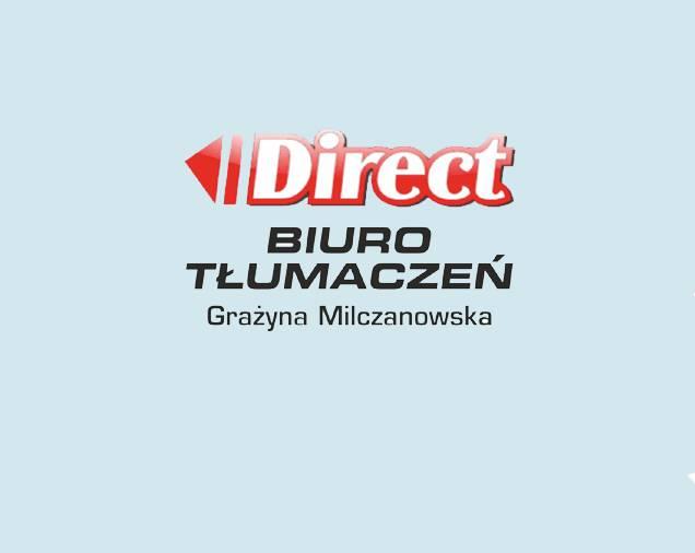 Direct Biuro Tłumaczeń