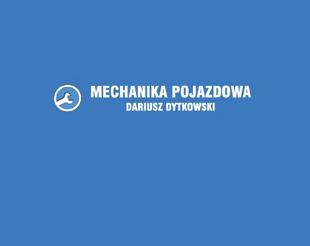 Mechanika Pojazdowa Dariusz Dytkowski