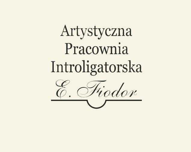 INTROLIGATORNIA Elżbieta Fiodor