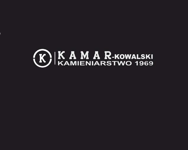 """Zakład Kamieniarski """"KAMAR"""""""